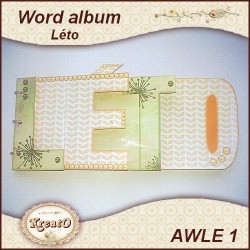 Word album - Léto