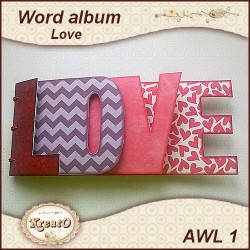 Word album - Love
