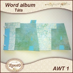 Word album - Táta