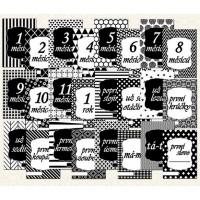 Milníkové kartičky No.6